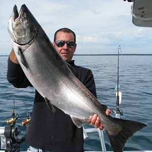 Lake michigan fishing charters chicago lake michigan for Waukegan fishing charters